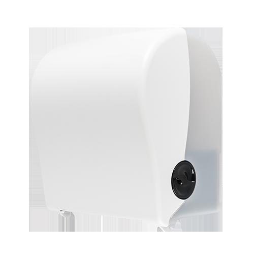 Edge handdoekroldispenser Autocut wit