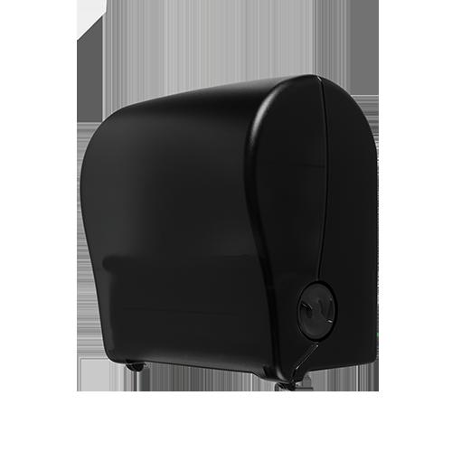 Edge handdoekroldispenser Autocut zwart