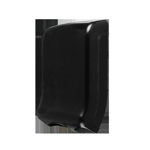 Edge handdoekdispenser Maxi zwart