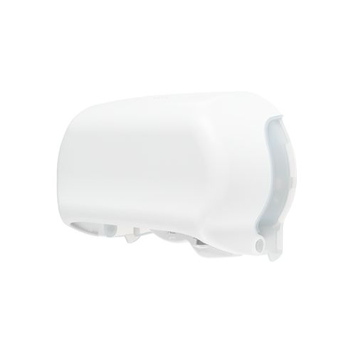 Distributeur papier de toilette Edge Duo double blanc à suspendre