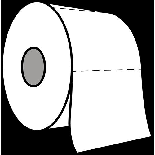 Papier wc Edge cellulose 2 couches 400 feuilles 40pcs