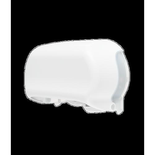 Distributeur papier de toilette Edge Twin Coreless double noir à suspendre