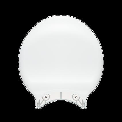 Edge toiletpapierdispenser Mini Jumbo wit