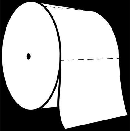 Edge toiletpapier Coreless tweelaags cellulose 36x100m