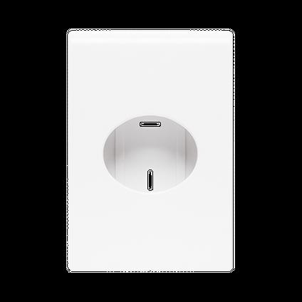 Edge dispenser dameshygiënezakjes wit