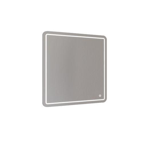 Allibert spiegel Kruz-Halley 80cm met LED-verlichting 28W en spiegelverwarming