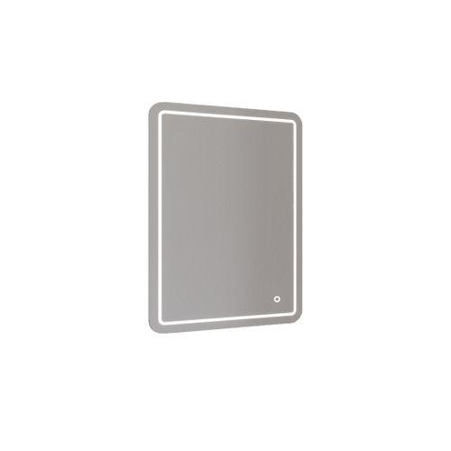 Allibert spiegel Kruz-Halley 60cm met LED-verlichting 24W en spiegelverwarming
