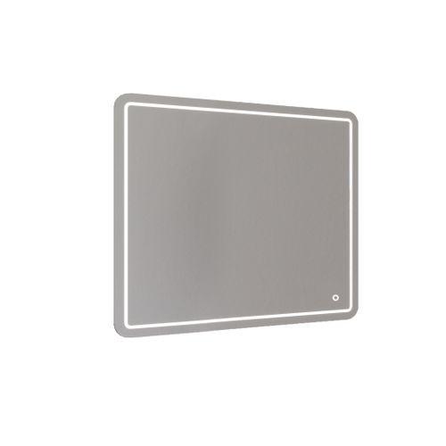 Allibert spiegel Kruz-Halley 100cm met LED-verlichting 32W en spiegelverwarming