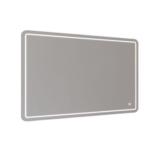 Allibert spiegel Kruz-Halley 120cm met LED-verlichting 36W en spiegelverwarming