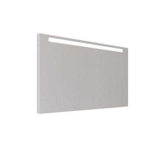 Miroir avec éclairage LED 12W Allibert Atlas-Linia 120cm