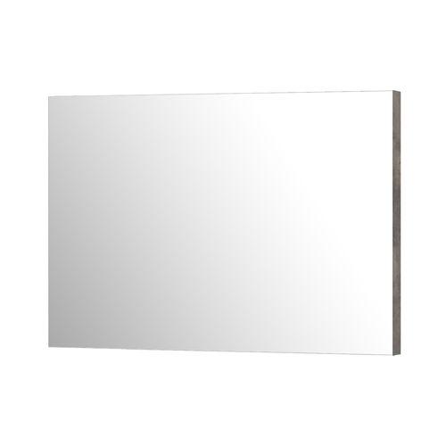 Aquazuro spiegel Napoli 120cm betongrijs