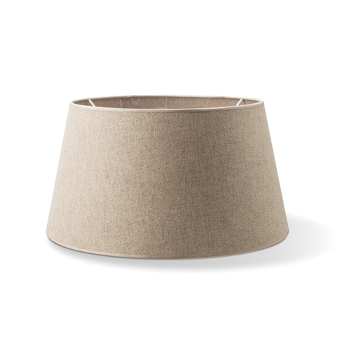 Home Sweet Home lampenkap Melrose rond taupe 35cm