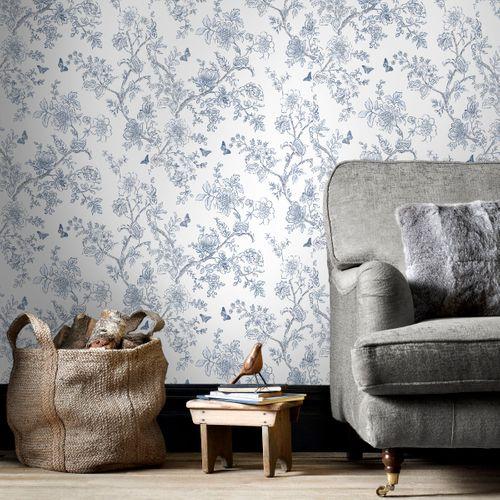 Papierbehang Homestyle FH37539 beige