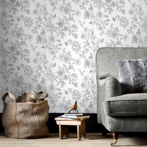 Papierbehang Homestyle FH37540 beige