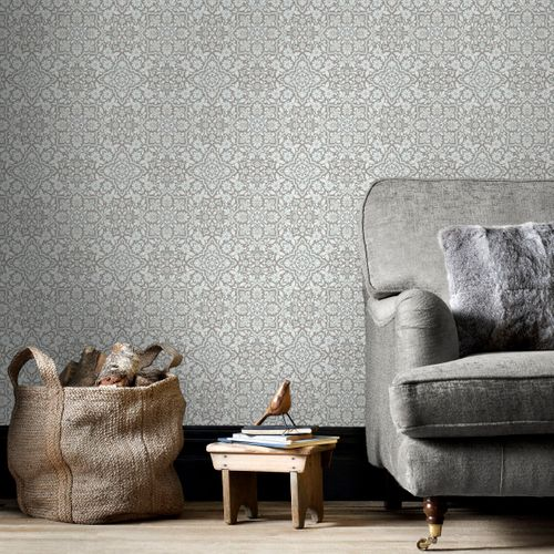 Papier peint Homestyle FH37544 gris