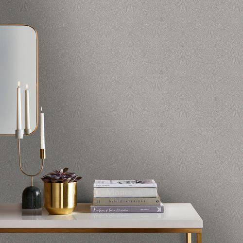 Papier peint Homestyle FH37548 gris