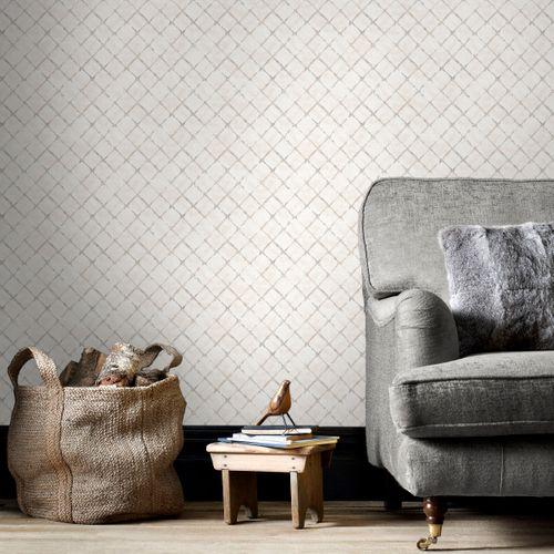 Papierbehang Homestyle FH37550 beige
