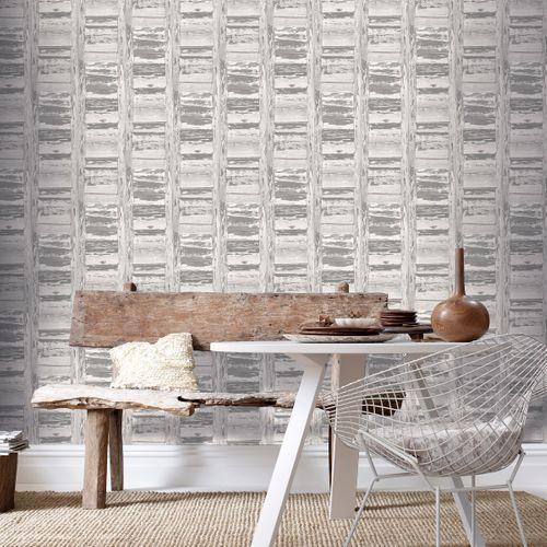 Papierbehang Homestyle FH37559 grijs