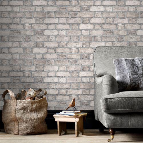 Papierbehang Homestyle FH37520 beige