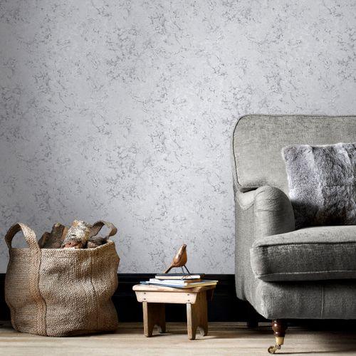 Papierbehang Homestyle FH37525 grijs