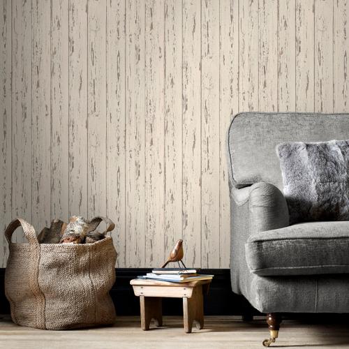 Papierbehang Homestyle FH37528 beige
