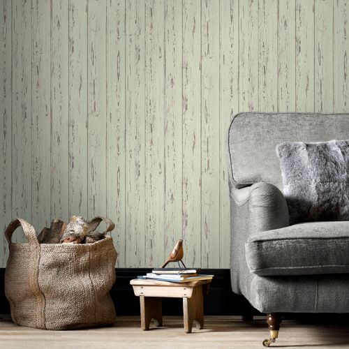 Papierbehang Homestyle FH37529 grijs