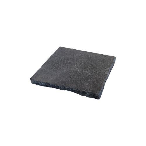 Pavé pierre naturelle Penez Herman Orient 20x20x2cm noir