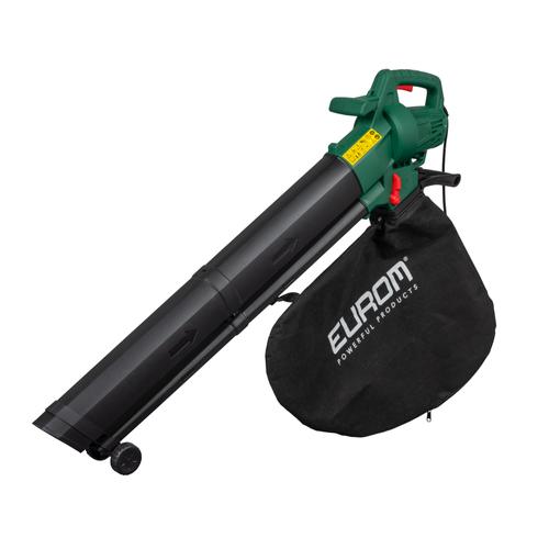 Eurom aspirateur souffleur électrique  Gardencleaner 3000W