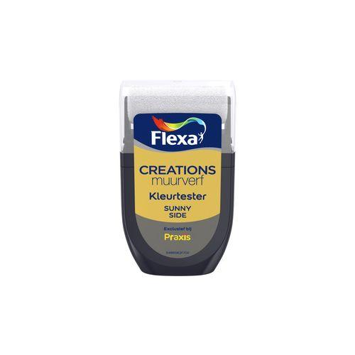 Flexa muurverf tester Creations sunny side 30ml