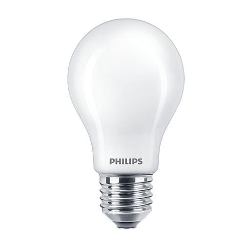 Philips LED lamp E27 12W warm wit