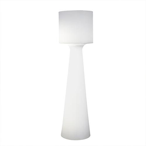 Newgarden vloerlamp Grace RGB oplaadbaar 170cm