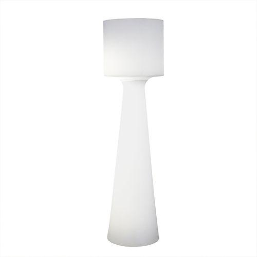 Newgarden vloerlamp Grace RGB oplaadbaar 140cm