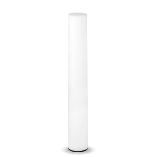 Newgarden vloerlamp Fity wit 160cm