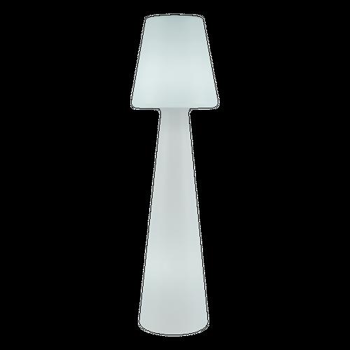 Newgarden vloerlamp Lola wit 200cm