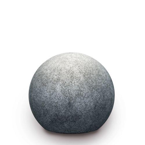 Newgarden boule lum Buly granite 30cm