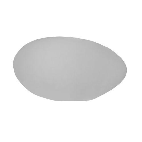 Newgarden lichtsteen Petra wit 40cm