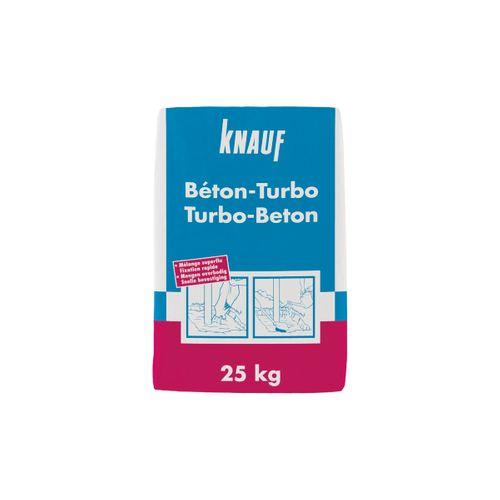 Knauf beton Turbo 25kg 48 stuks + palet 3004837