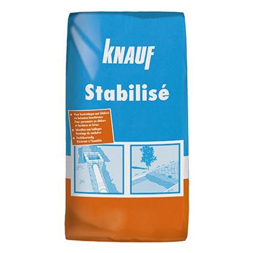 Knauf stabilisé 25kg 48 stuks + palet 3004837
