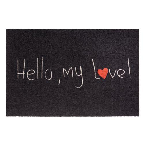 Sencys deurmat Mondial Hello, My Love 50x75cm