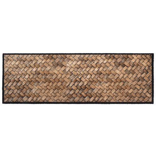 Sencys deurmat XXL Prestige Wicker 50x150cm