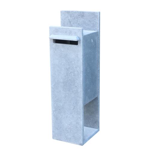 VASP digitale brievenbus belgische blauwe steen Compostella left XL