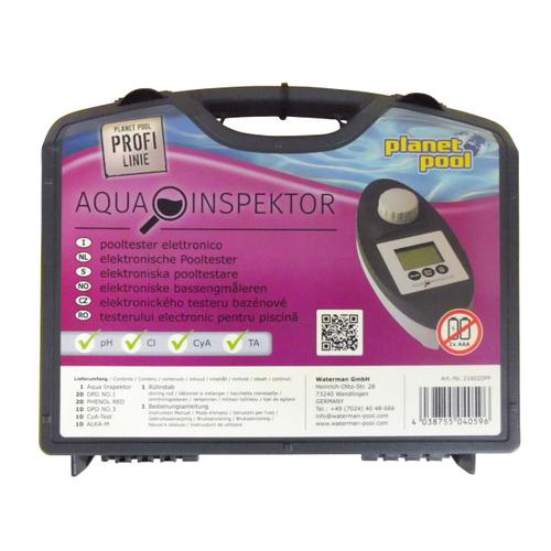 Summer fun aqua inspektor