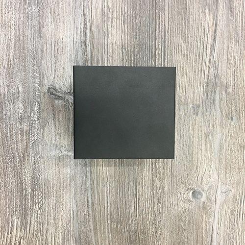 Fischer & Honsel wandlamp LED Wall zwart 2x8W