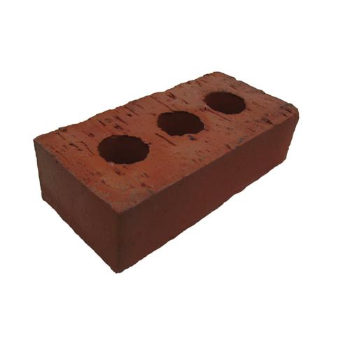 Coeck baksteen Rijnvorm rood 180x85x50mm 13.1m² 1152 stuks per palet 3004837