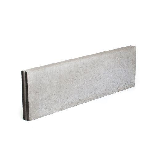 Bordure béton Coeck gris 100x30x6cm 34 pcs + palette 3004837