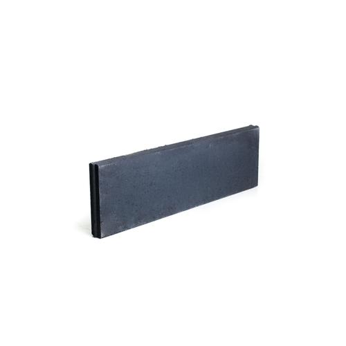 Bordure béton Coeck noir 100x30x6cm 34 pcs + palette 3004837