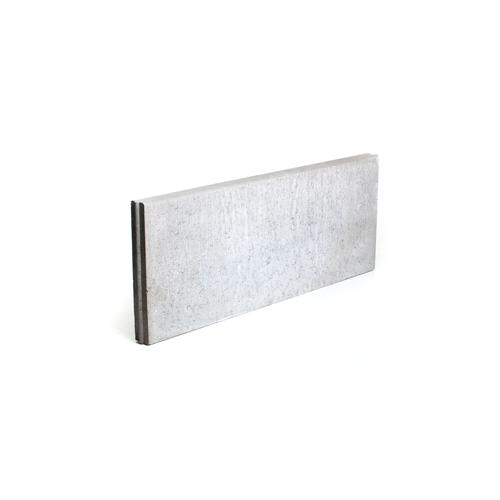 Bordure béton Coeck gris 100x40x6cm 26 pcs + palette 3004837