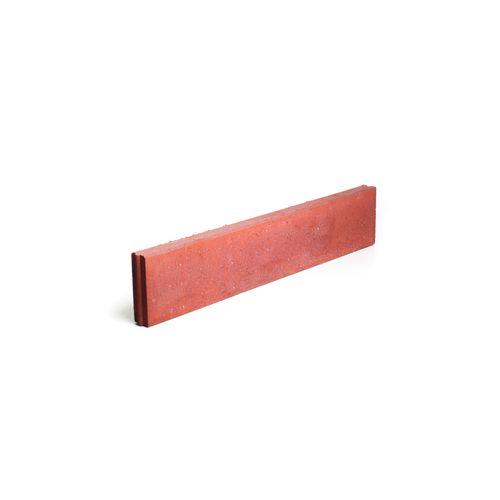 Bordure béton Coeck rouge 100x20x6cm 68 pcs + palette 3004837