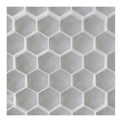 Stabilisation de gravier Coeck Nidagravel 129 PP blanc 120x80x2.9cm 37pcs + palette 5696730