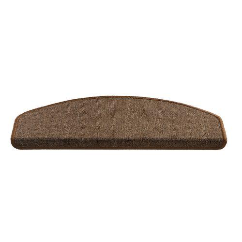 Trapmat Parijs bruin 17x56cm 16 stuks